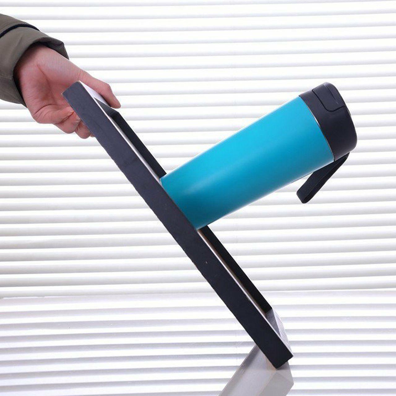 Water Bottle Travel Mug Leak Proof Mug Insulated Suction Mug