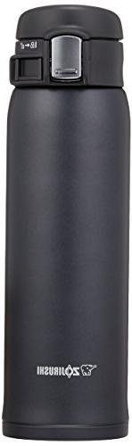 Zojirushi SM-SC48 Stainless Mug, Slate Gray