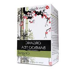 Uncle Lees Tea Organic Tea, Bamboo Original, 18 Count