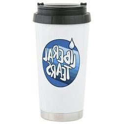 CafePress Liberal Tears Stainless Steel Travel Mug