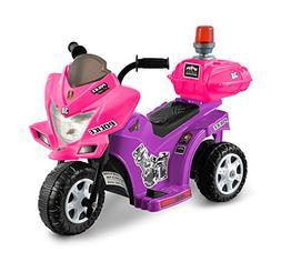 Lil Patrol 6V, Purple and Pink