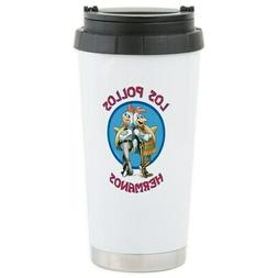 CafePress - Los Pollos Hermanos Stainless Steel Travel Mug -