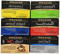 Bigelow Black Tea Variety Pack 120 Bags Caffeinated Individu