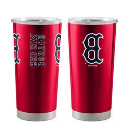 Boelter Brands MLB Boston Red Sox Sports Fan Travel Mugs, Re