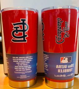 Boelter Brands MLB St. Louis Cardinals Sports Fan Travel Mug