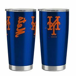 New York Mets 20oz Ultra Tumbler MLB Boelter Brands
