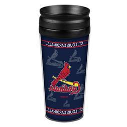 Boelter Brands MLB St. Louis Cardinals Full Wrap 14 oz Trave
