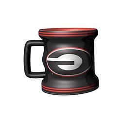 Boelter Brands NCAA Georgia Bulldogs Sculpted Mini Mug, Size