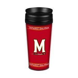 Boelter Brands NCAA Maryland Terrapins Full Wrap Travel Tumb