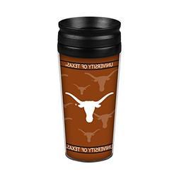 Boelter Brands NCAA Texas Longhorns Full Wrap Travel Tumbler