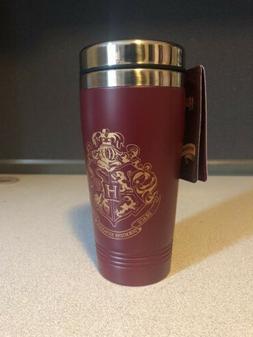 NEW Harry Potter Hogwarts Travel Mug - Coffee / Tea - Stainl