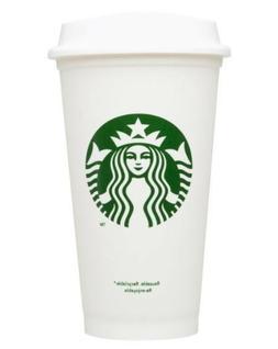 NEW Starbucks Reusable Commuter Travel Mug Travel Cup ToGo C