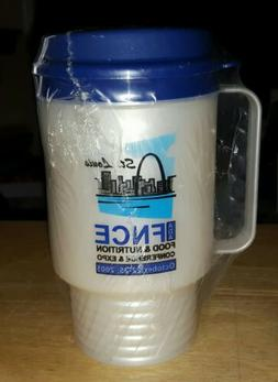 New Sealed Aladdin St. Louis FNCE Insulated Travel Mug/Cup B