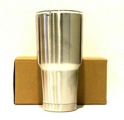 New Stainless Steel 30 ounce Tumbler Insulated Travel Mug Li