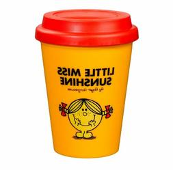NEW MR MEN TRAVEL MUG 300ML COFFEE TEA ESPRESSO LID 300ML LI