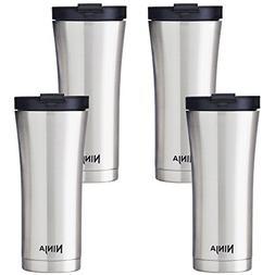 ninja stainless steel cold coffee