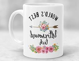 Novelty Coffee Mugs Funny Sayings 11oz - Ultrasound Tech Mug