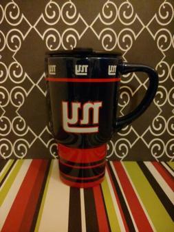 Boelter Brands NY Giants Ceramic Travel Mug NFL