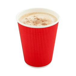 Paper Hot Cup, Coffee Cup, Tea Cup - 4 oz - Ripple Wall, Ins