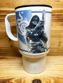 Personalized Destiny 2 Travel Coffee Mug 15 oz The Hunter Ad