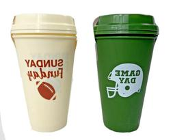 Coffee Tumbler Plastic Travel Mug Coffee Mugs Reusable Mug -