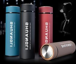 Portable Stainless Steel Travel Mug Water Thermo Vacuum Flas