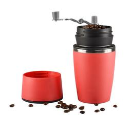 Portable Travel Coffee Maker On The Go  Camping Vacuum Mug C