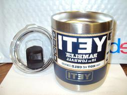 YETI Rambler 10 Oz Lowball Stainless Steel Insulated Cup Tra