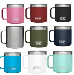 YETI Rambler 14 oz Stainless Steel Vacuum Insulated Mug with