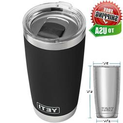 rambler 20oz stainless steel vacuum insulated tumbler