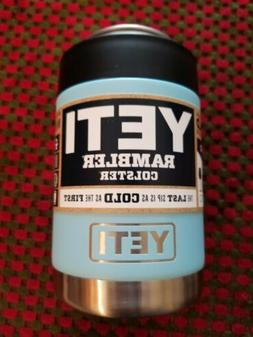 YETI RAMBLER COLSTER & STACH CAN**SKY BLUE**Brand New & AUTH
