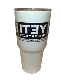 YETI Rambler Cup Custom Colors, 30 oz, Stainless Steel Tumbl