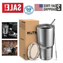 Yeti Rambler Travel Tumbler Stainless Steel 30 oz-Mfg# 21070
