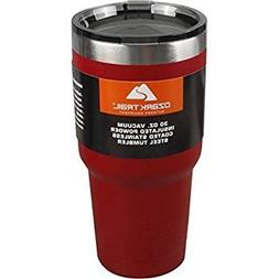 Ozark Trail 30oz. Red Double-Wall,Vaccum Seal Tumbler