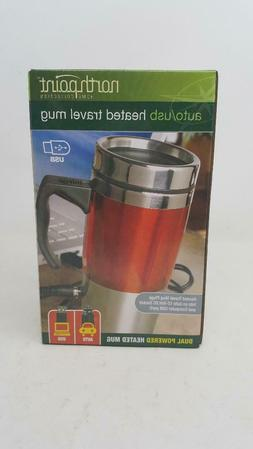 North Point Red Travel Mug auto/ USB