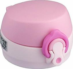 Thermos replacement parts bottle   unit flower pink