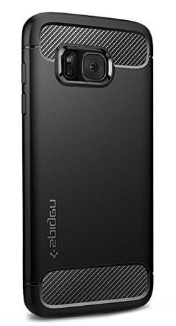Spigen Rugged Armor Galaxy S7 Edge Case with Resilient Shock