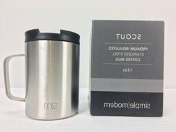 Simple Modern Scout Travel Mug 12 Ounce Stainless Steel Prem