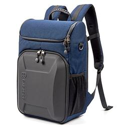 Evecase Shell DSLR Camera Backpack, Laptop Waterproof Camera