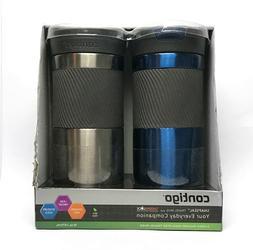 Contigo Snapseal 16 oz Travel Mug 2 Pack
