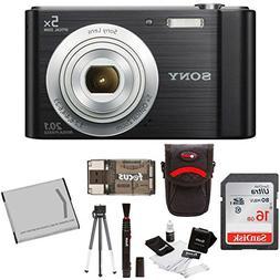 Sony Cyber-shot DSC-W800 DSCW800/B DSCW800B Point & Shoot Di
