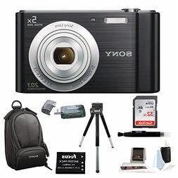 Sony Cyber-shot DSC-W800 DSCW800/B DSCW800B Point and Shoot