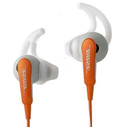 Bose SoundSport In-Ear Headphones for iOS Models, Orange