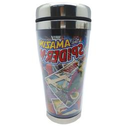 Westland Giftware 16-Ounce Spider-Man Acrylic and Stainless
