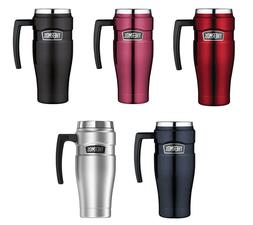 Thermos Stainless King 16-Ounce Travel Mugs with Handles