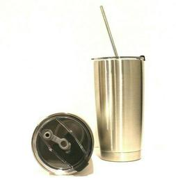 Stainless Steel 20oz Tumbler Travel Mug Dual Wall Insulated