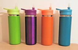 Stainless Steel Bouncing Insulated Bottle Travel Mug 700 ML