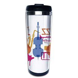 Stainless Steel Insulated Coffee Travel Mug,Equipment of Var