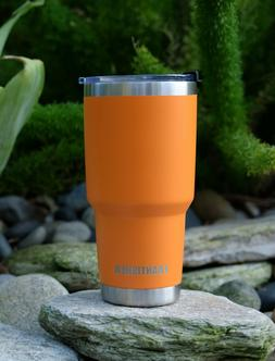 30 oz Stainless Steel Tumbler Vacuum Insulated Coffee Cup La