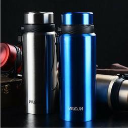 Stainless Steel Kitchen Insulated Bottle Travel Tumbler Mug